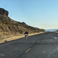 Big Bend 1: Driving To The Wild West